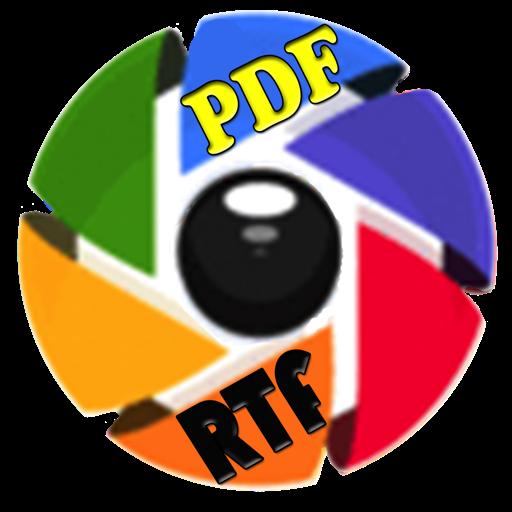 PDF to RTF Converter +