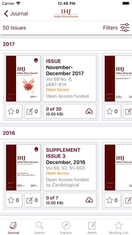 Indian Heart Journal screenshot-3