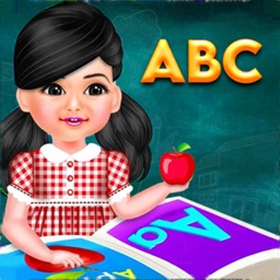 Kids ABC Learning Book