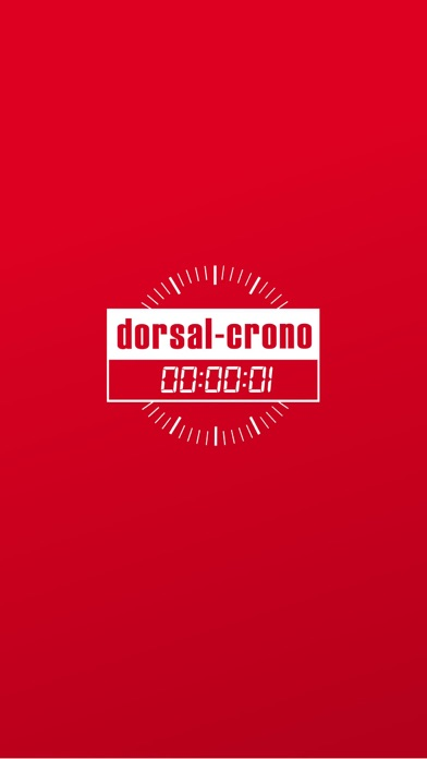 Screenshot for Dorsal-Crono in United States App Store