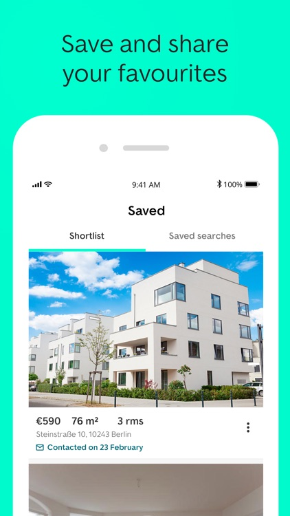ImmobilienScout24: Real Estate screenshot-5