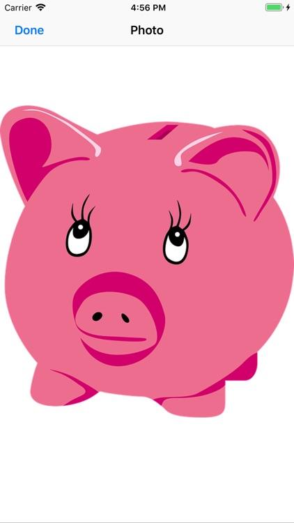 This Little Piggy Bank
