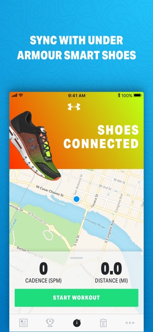 Map My Run by Under Armour on the App Store d3acfd2dee1