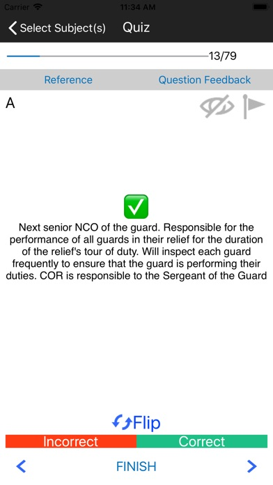 Screenshot for Master Army Training Circulars in United States App Store
