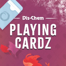 Dis-Chem Playing Cardz