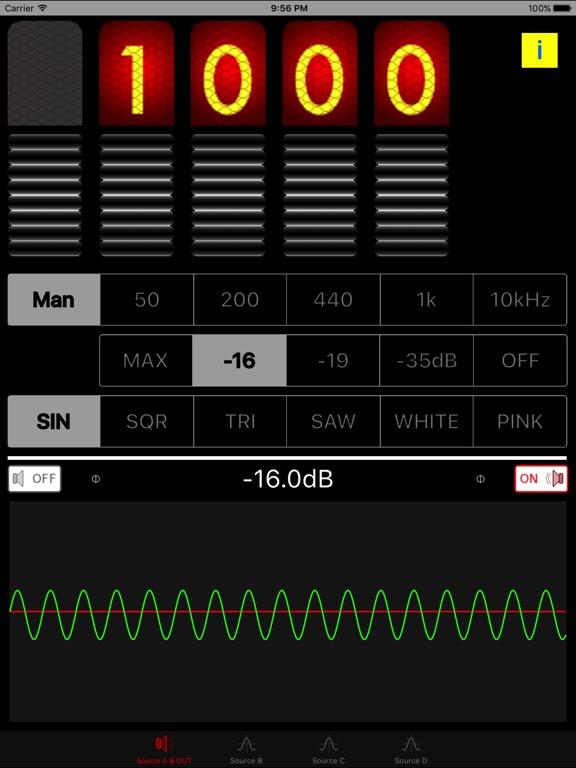 Diapason Audio Generator | App Price Drops