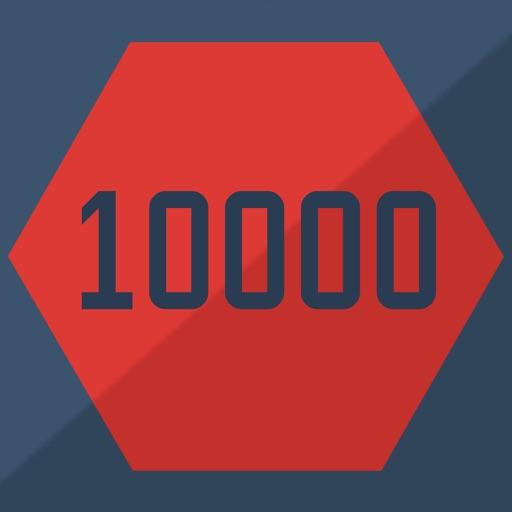 10000! - Original indie puzzle
