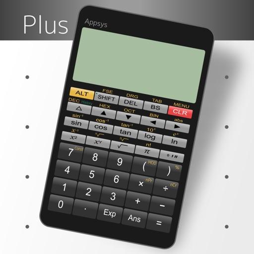 関数電卓 Panecal Plus