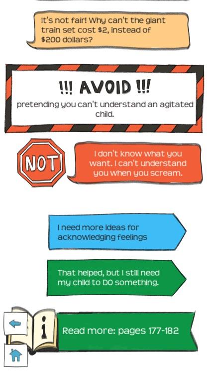 HOW TO TALK: Parenting Tips screenshot-7