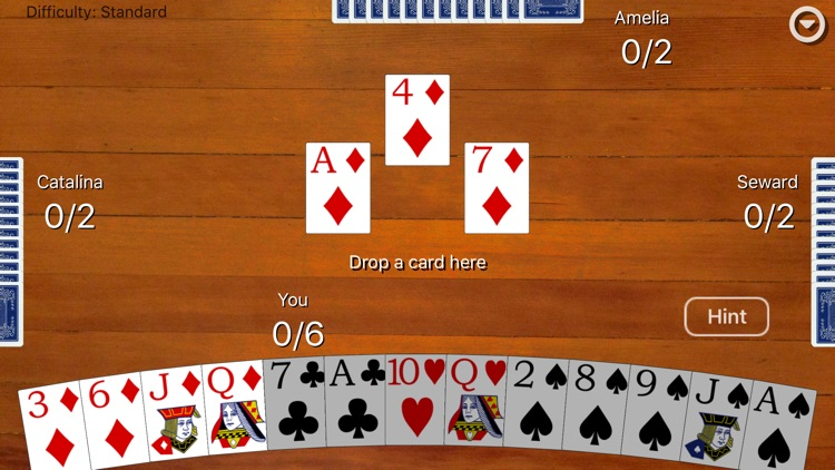 Spades Card Classic screenshot-2