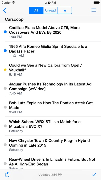 Feeddler RSS Reader Pro