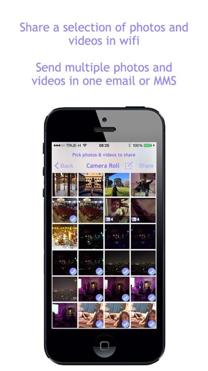 Photos In Wifi screenshot-3