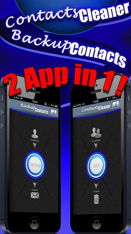 Backup Contacts Pro.
