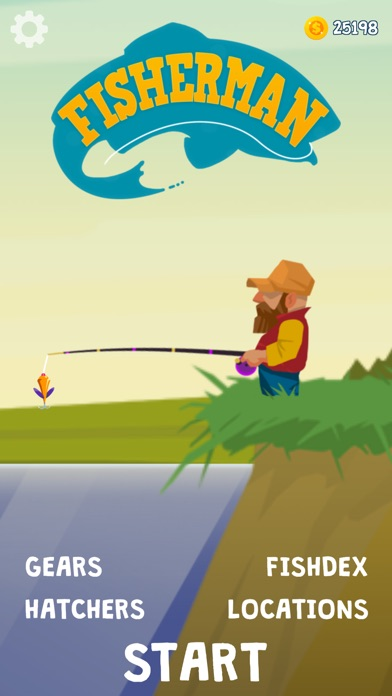 Fisherman screenshot 3