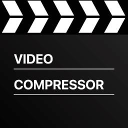 Ícone do app Compressor de vídeo expresso