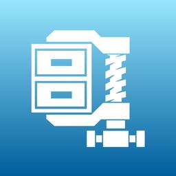 Ícone do app WinZip compressão/descomprimir