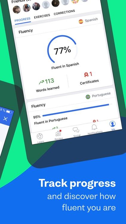 Busuu - Learn to speak French screenshot-5