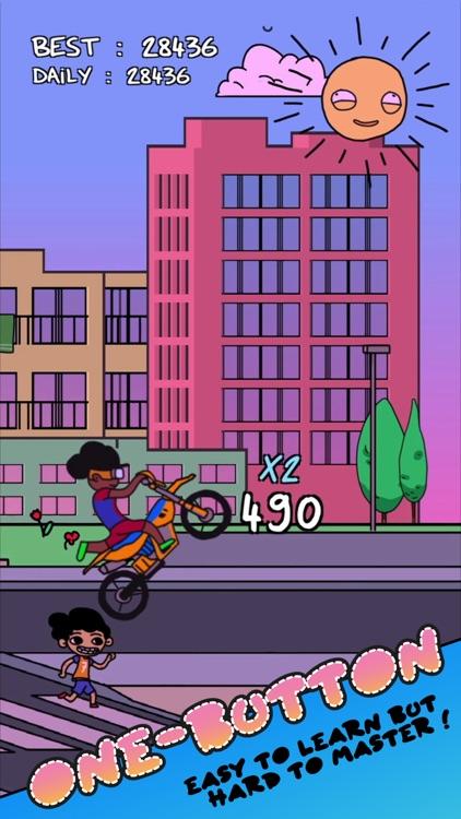Summer Wheelie screenshot-3