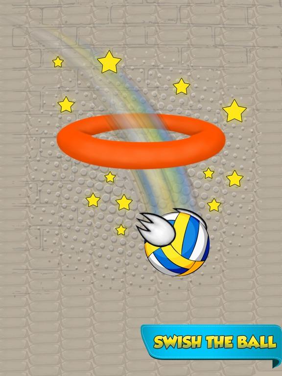 Dunk Ball Bird Game screenshot #3