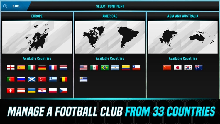 Soccer Manager 2021 screenshot-1