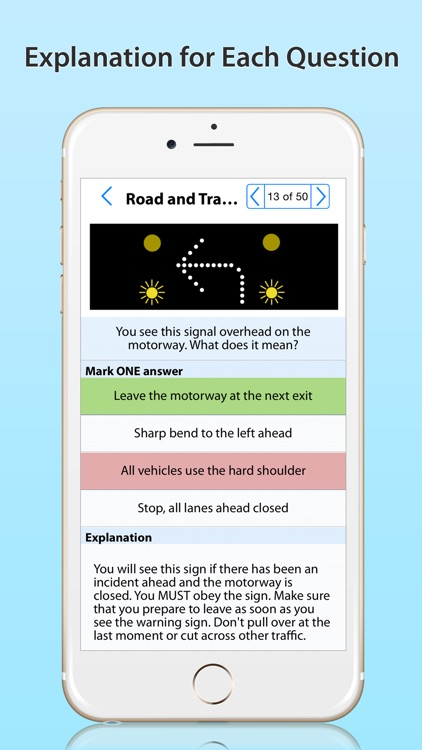 UK Car Driving Theory Test