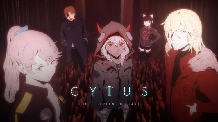 Cytus II screenshot-0