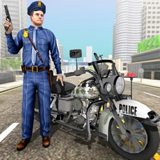 Activities of Bike Police Chase Gangster
