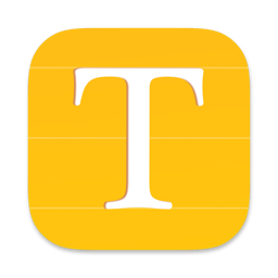 Ícone do app Templates for Pages - DesiGN
