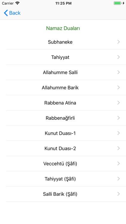 Ezan Vakti Namaz Zamanı screenshot-6