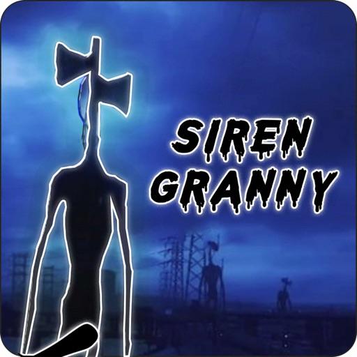 Siren Granny Mod iOS App