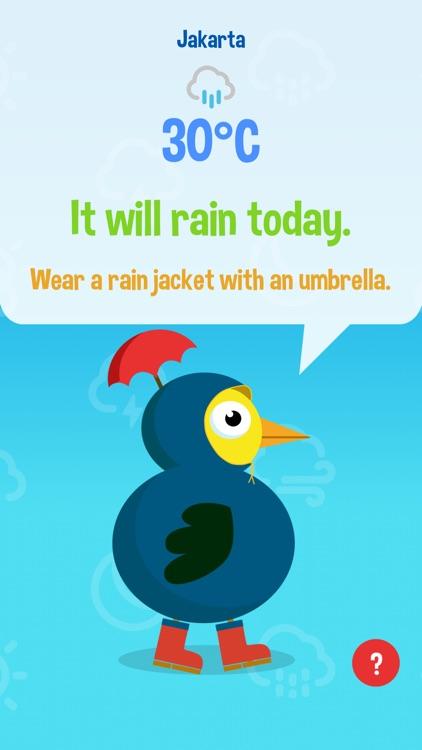 Weather Duck
