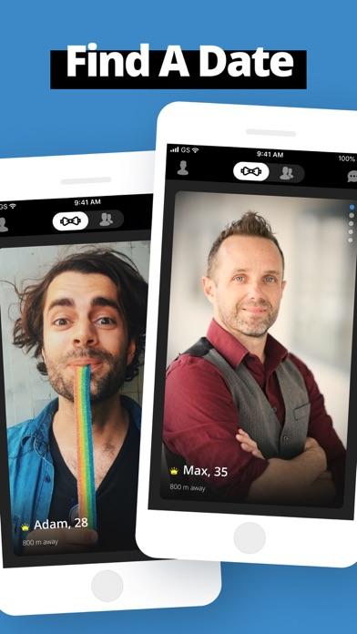 Gay Hookup & Chat - Partner Screenshot