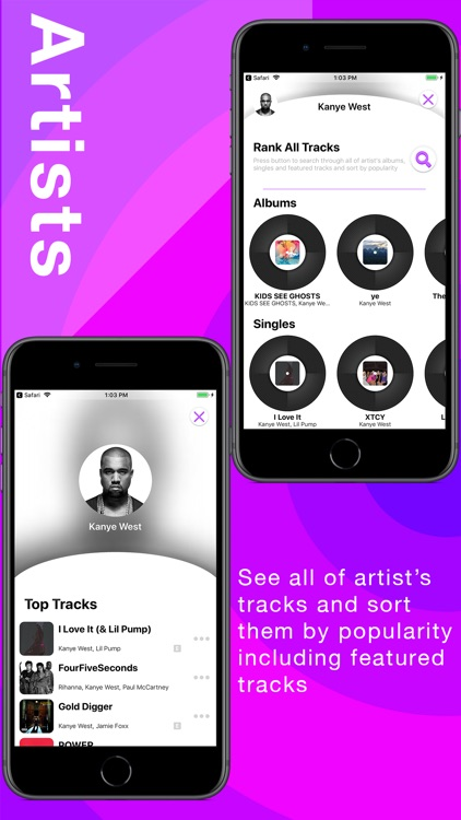 eyeSounds: Music Visualiser