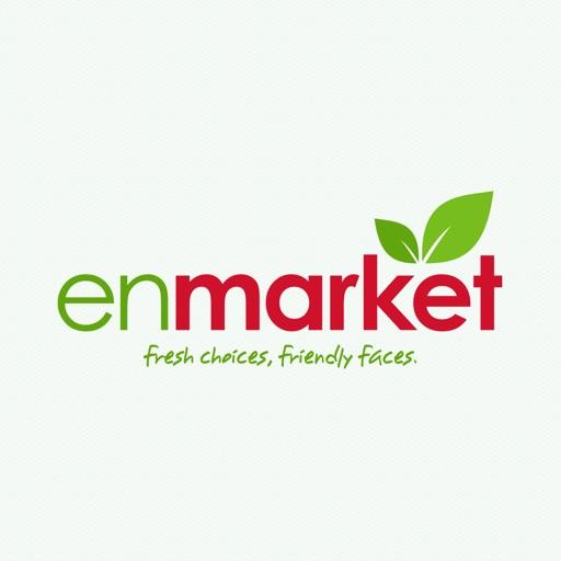 New enmarket app