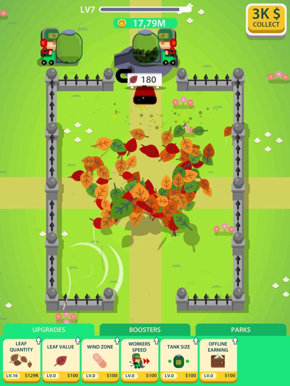 Leaf Factory Idle screenshot 6