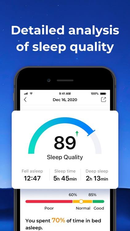 ShutEye: Sleep Tracker, Sounds screenshot-6