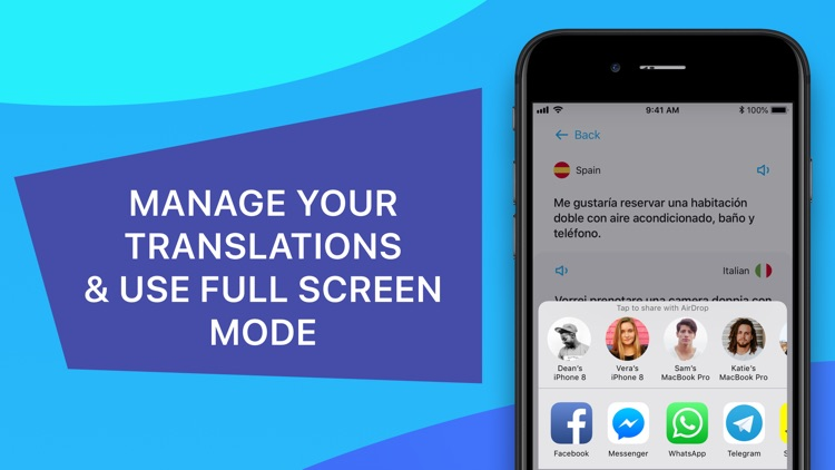 Voicelator - Voice Translator screenshot-5