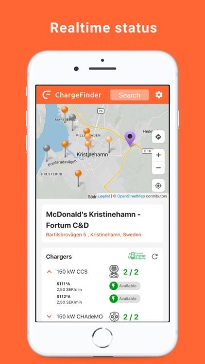 ChargeFinder: Public Charging