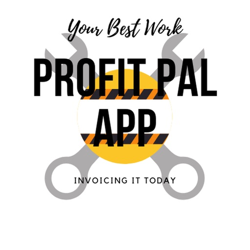 ProfitPal Mobile Invoicing App