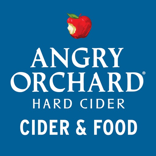 Angry Orchard Cider & Food iOS App