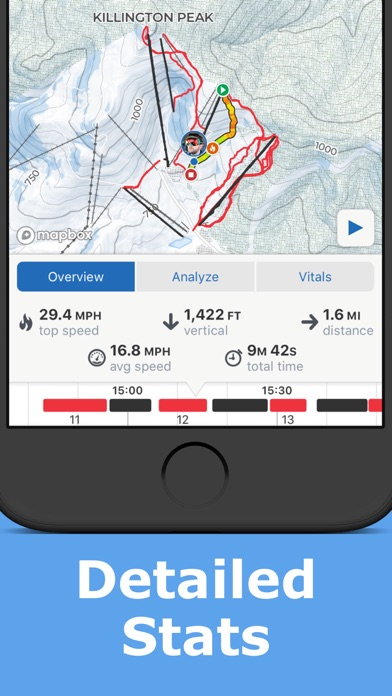 Screenshot for Slopes in United States App Store