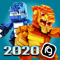 App Icon for Super Pixel Heroes 2020 App in United States IOS App Store