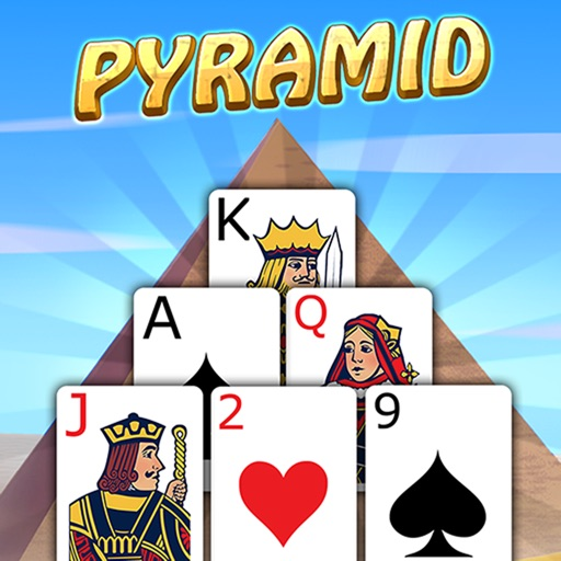 Pyramid Solitaire with Themes icon