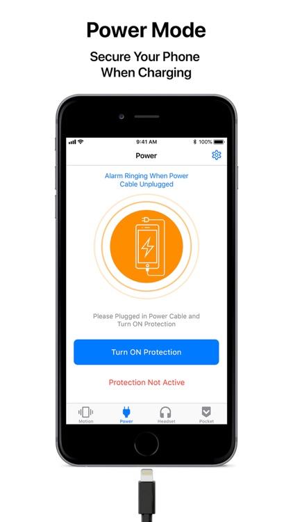Security Alarm - AntiTheft screenshot-4