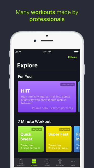 SmartGym: Gym & Home Workoutsのおすすめ画像6