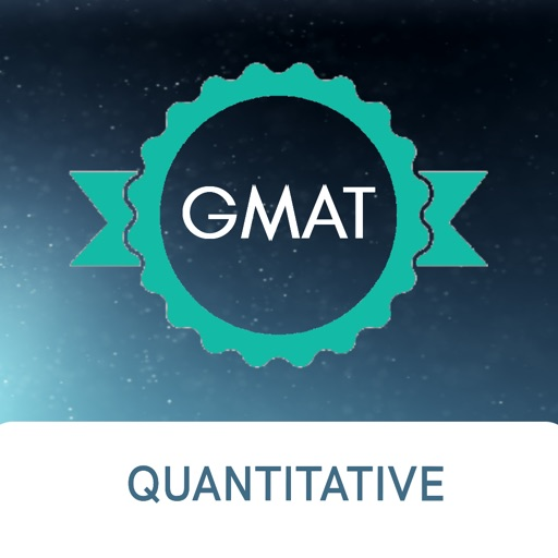 GMAT Quantitative Test icon