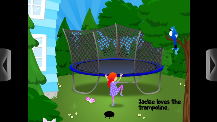 Jumping Jackie screenshot-3