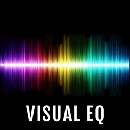 Visual EQ Console AUv3 Plugin