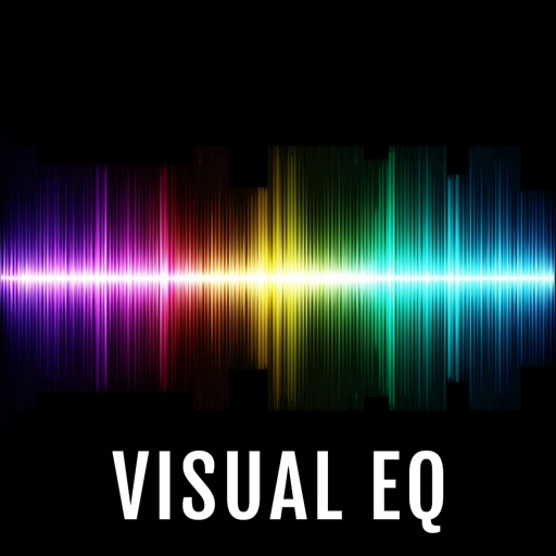 Visual EQ Console AUv3 Plugin icon