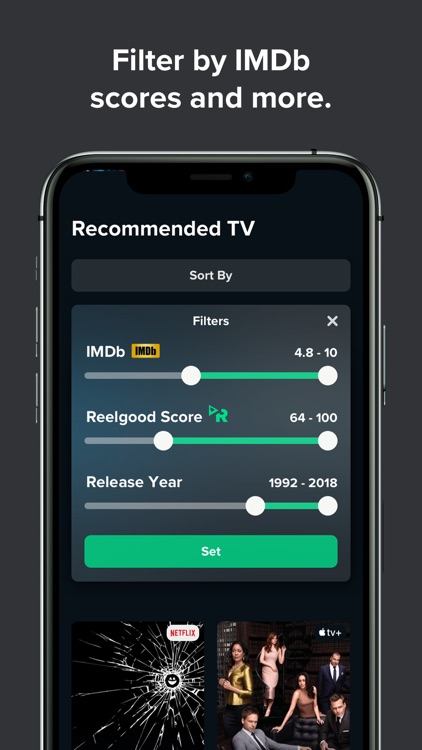 Reelgood - Streaming Guide screenshot-6